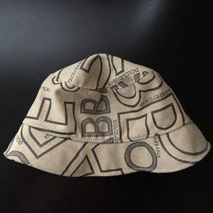 Vintage Dolce & Gabbana bucket hat